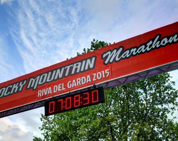 Rocky Mountain Marathon Riva del Garda 2015